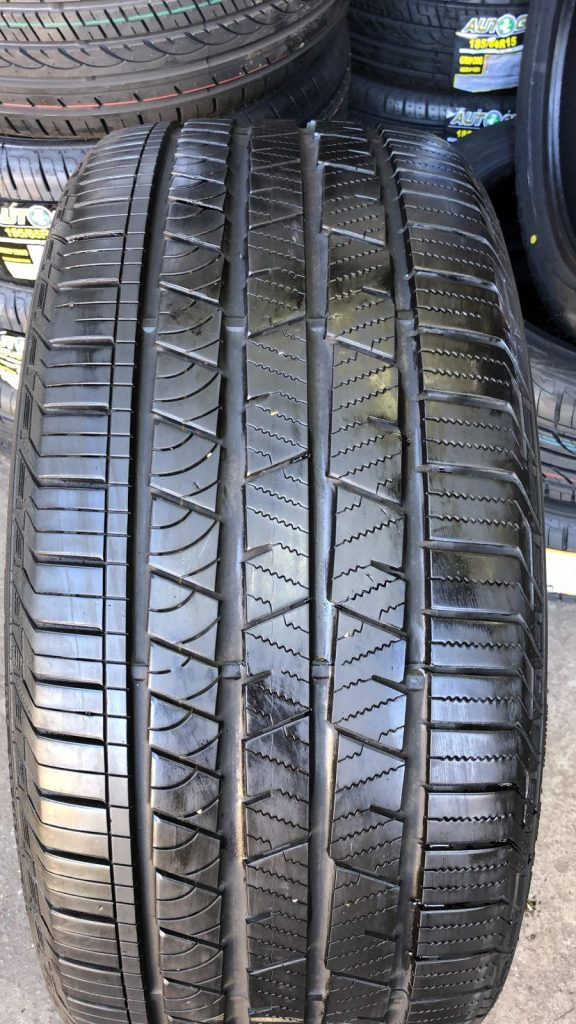 part-used-tyre